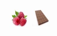 Framboises au chocolat 350 g  Pot de 350 g