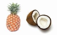 Confiture d'ananas noix de coco 200 g  pot de 200 g
